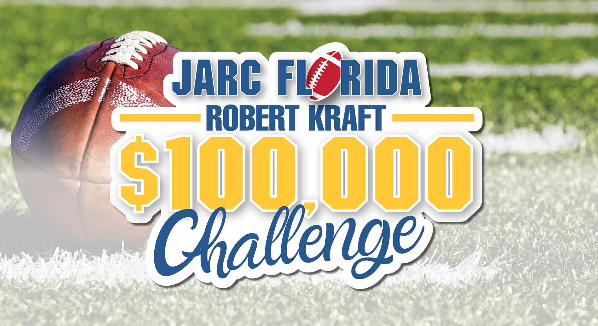 JARC Florida Robert Kraft $100,000 Challenge